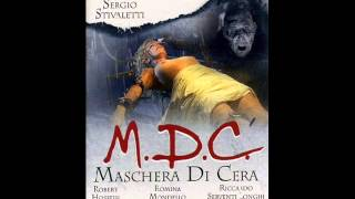 Wax mask (M.D.C. - Maschera di cera) - Maurizio Abeni - 1997