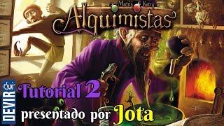 Alquimistas - Tutorial 2