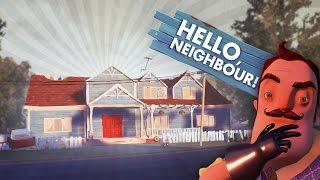 A BRAND NEW HOUSE - Alpha 2 Stream - Part 1 (Hello Neighbor / Hello Neighbour Alpha 2)