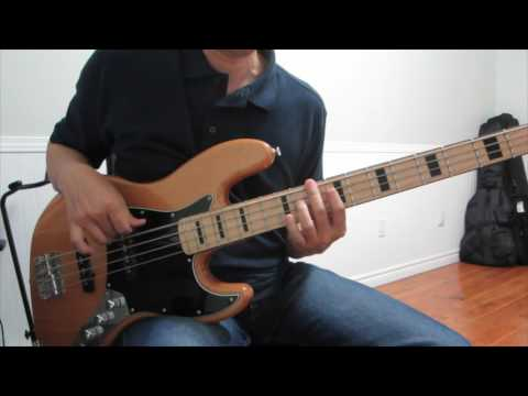 No Reply at All ~ Genesis [Bass Cover]