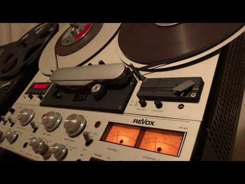 Roxy Music - 09 True To Life [ReVox PR99 Tape]