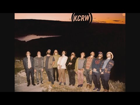 "Edward Sharpe & The Magnetic Zeros performing ""Persona"" (live @ KCRW 2016)"