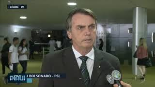 Eleições 2018: Bolsonaro fala sobre temas polêmicos e rebate críticas