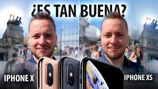 ¿Es tan buena la cámara del iPhone XS?