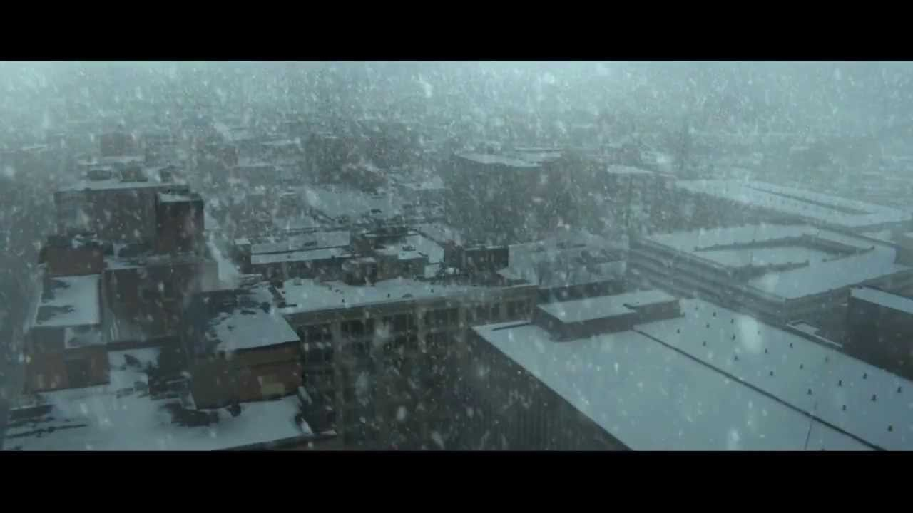 Tutorial preview create an atmospheric snow shot in nuke