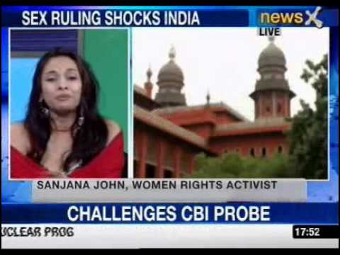 NewsX: Is pre-marital sex a crime?  - Part 2