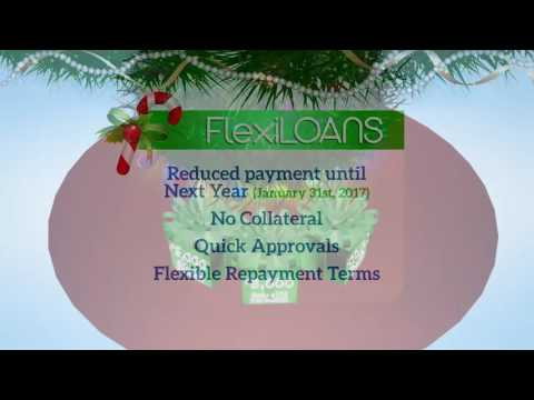 Belize Bank   Christmas FlexiLoans 2016