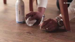Scratch removal kit Scartchfix for LVT floors incl. pen and spray