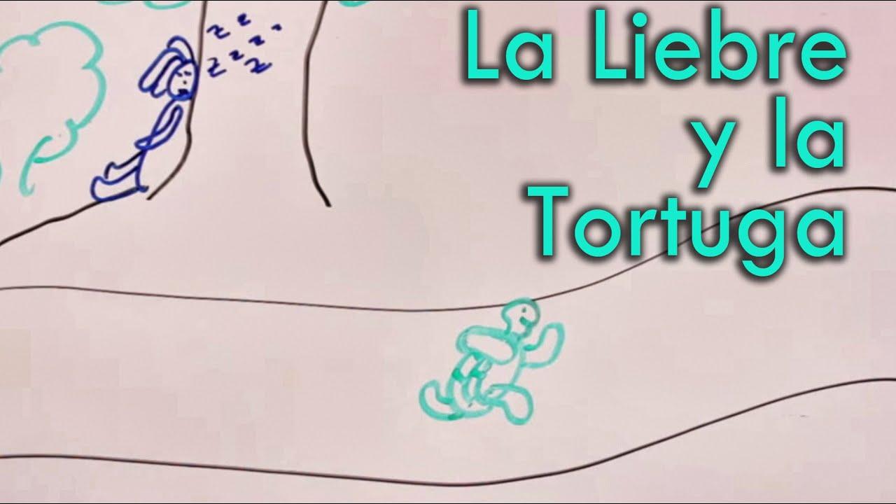El Cuento de La Liebre y La Tortuga | Videos Infantiles | Cuentos ...