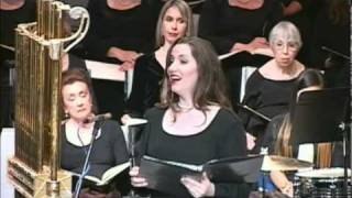 Amber Peters sings Stetit Puella, from Carmina Burana