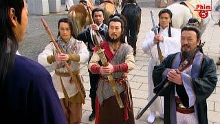 Triển Chiêu Thuê 5 Đại Cao Thủ Giang Hồ Về Bảo Kê Khai Phong Phủ | Tân Bao Thanh Thiên