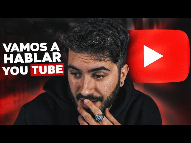 UN YOUTUBER QUEJANDOSE DE YOUTUBE EN TWITCH
