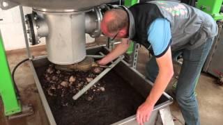 L'installation de production de Biogaz Energia 55