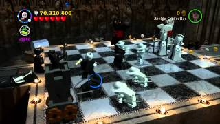 PS3 Lego Harry Potter Years 1~4 Quirrell Quandary Trophy and Platinum