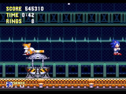 [TAS] Genesis Sonic 3 & Knuckles by Aglar & marzojr in 26:53.06