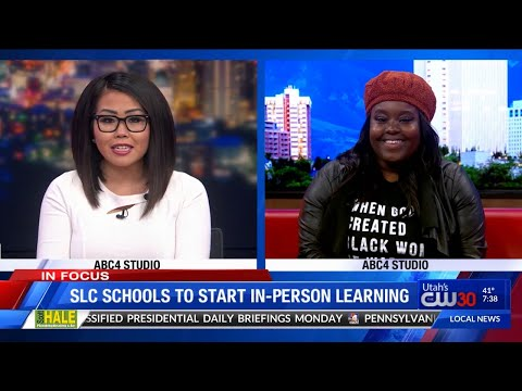 IN FOCUS Discussion: Salt Lake City School District Returns to In-Person Learning