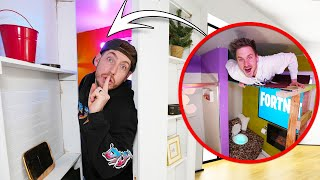 ULTIMATE HIDDEN BATHROOM! *Secret Entrance*