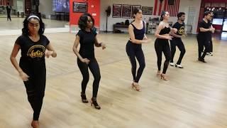 PASOFino Dancers Salsa On2 Training Session