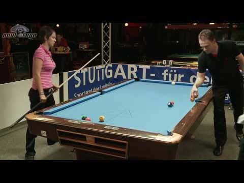 Stuttgart Open 2010 HD Kuckertz-Künzl, 10-Ball, Pool Billard