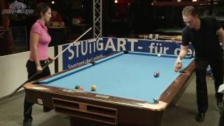 Stuttgart Open 2010 HD Kuckertz-Künzl, 10-Ball, Pool Billard