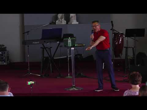How to play injured. Pastor Jeff Wallace