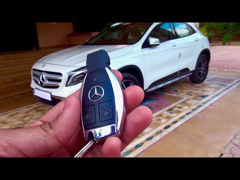 Mercedes GLA 220d 4Matic Activity Edition | Full Experience Review and Drone Shots