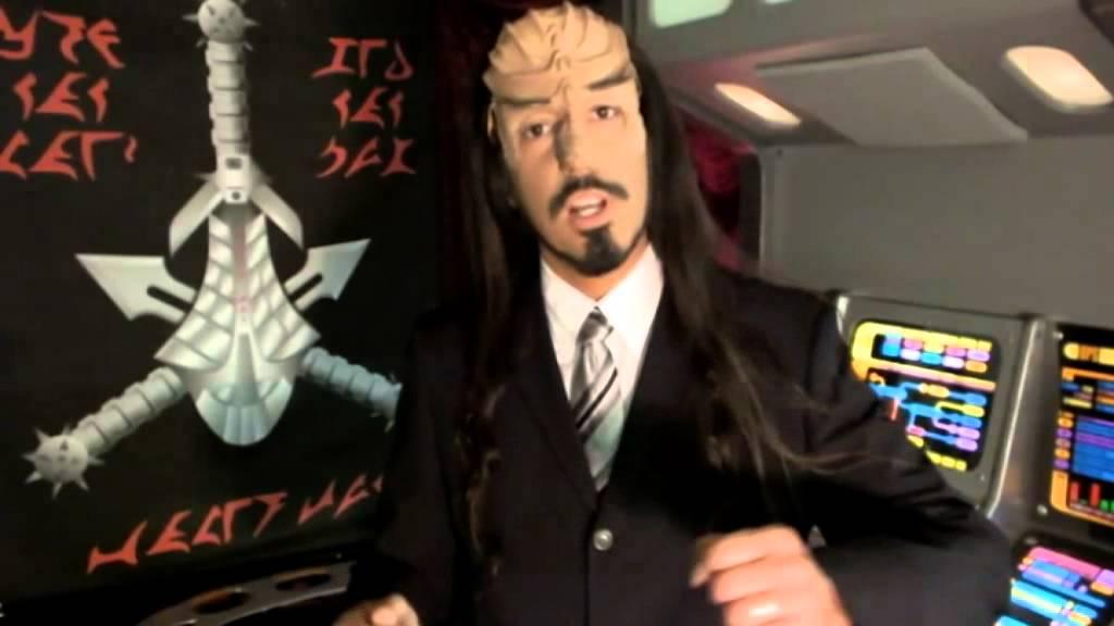 Klingonische Sätze