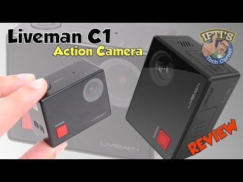 LeSports Liveman C1 - 4K Action Camera : REVIEW