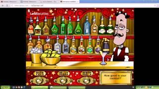 видео Игры Бармен