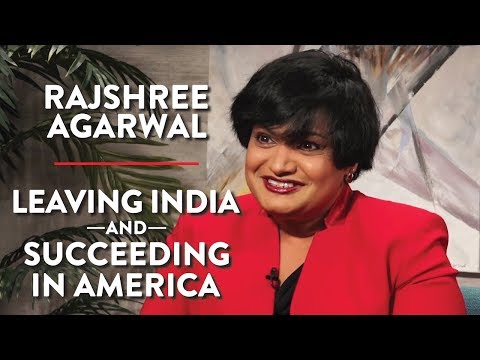 Leaving India and Succeeding in America (Rajshree Agarwal Pt. 1)