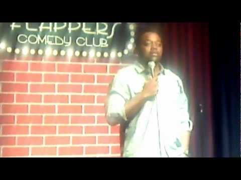 "Donald George ""Live At Flappers"" *PREVIEW*"