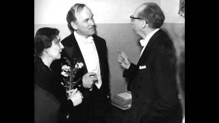 Sviatoslav Richter plays Schumann Papillons Op.2