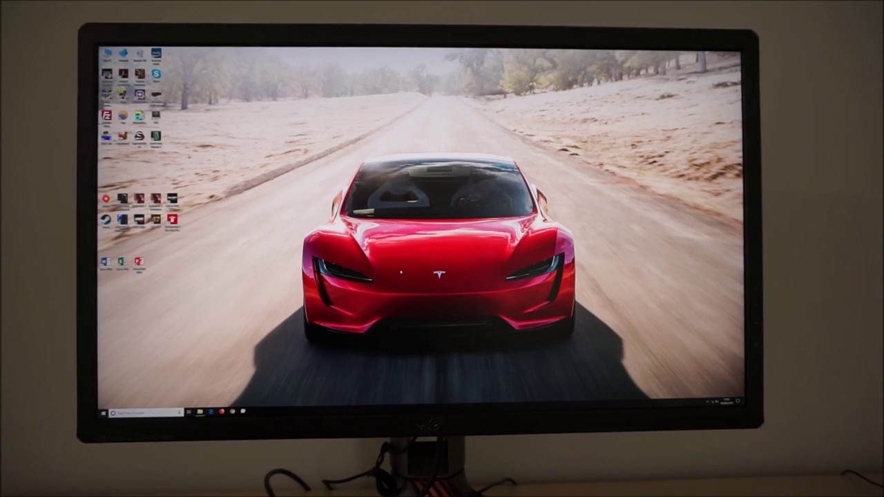 ASUS PG27UQ Review | PC Monitors