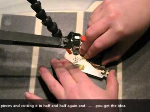 How I Cut Wooden Jigsaw Puzzles