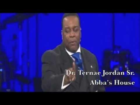 """Dr. Ternae Jordan Sr. """"God"""