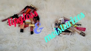 Makeup Collection 2018: Lipgloss and lip moisturizer collection