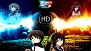 Descargar IS: Infinite Stratos 2 12/12 [Sub-Esp]