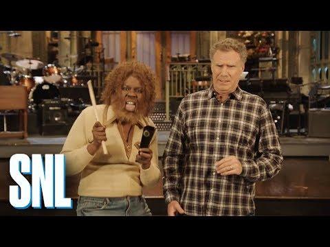 Leslie Jones Does a Mean Will Ferrell - SNL