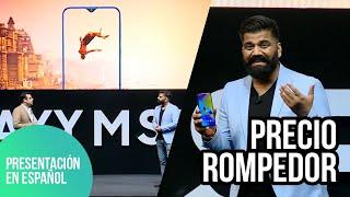 Samsung ROMPE el mercado con Galaxy M Series | Presentación en español