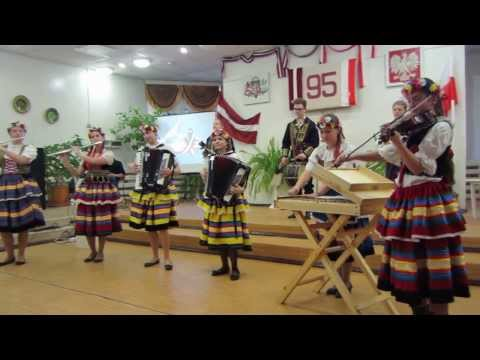 Folk group from Rezekne (Latvia)