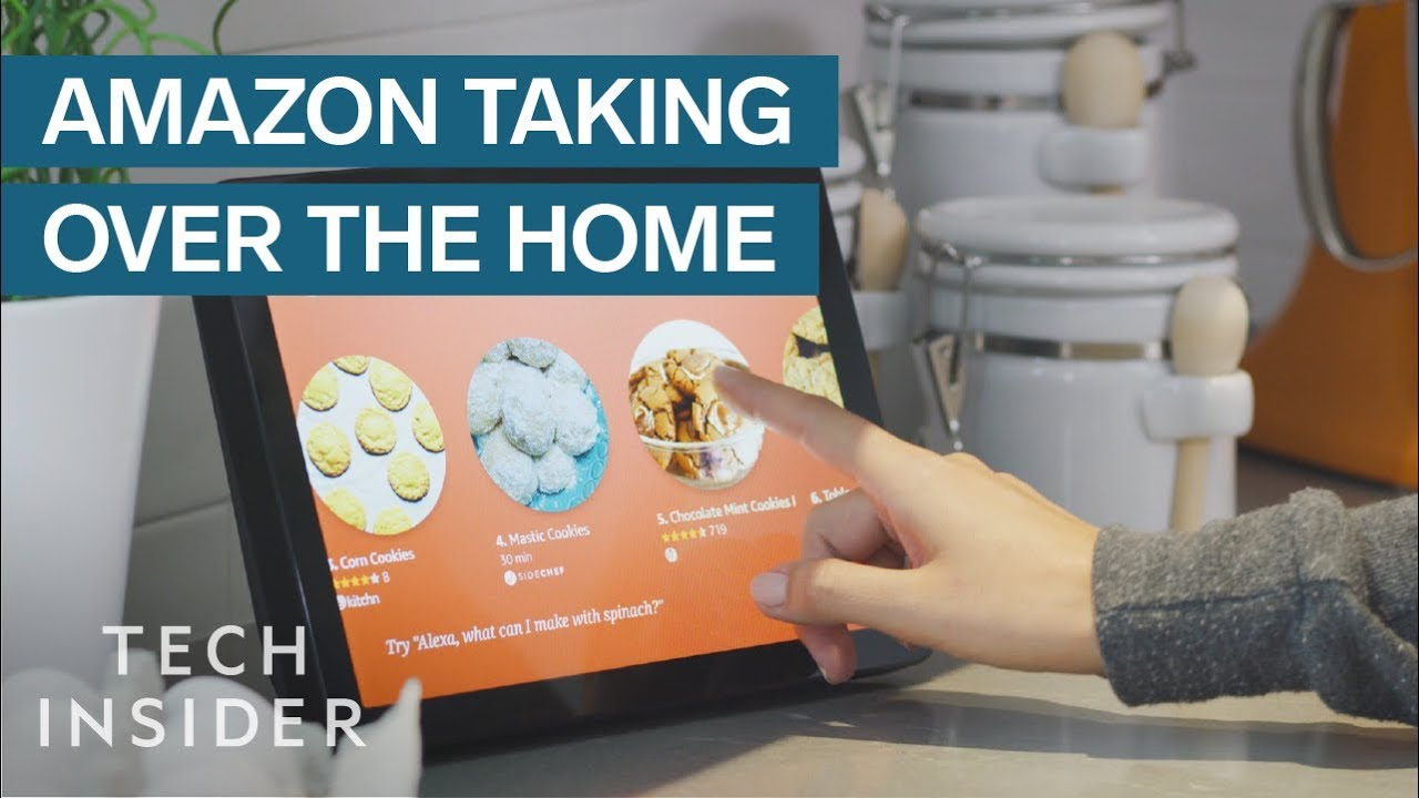 All The Ways Amazon's Alexa Is Taking Over Your House