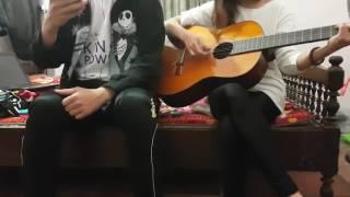 Có chàng trai viết lên cây | Phan Mạnh Quỳnh | Guitar Cover