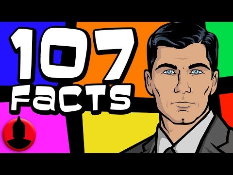 107 Archer Facts YOU Should Know!...