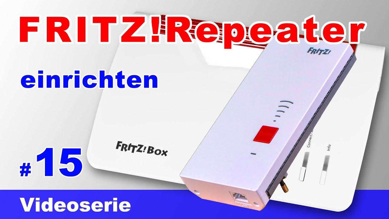 FRITZ WLAN Repeater 20 einrichten inkl. FRITZBox 20 Mesh von AVM 20