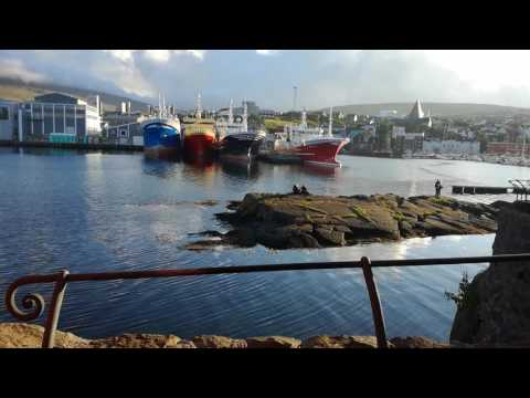 The Faroe Islands - Tinganes - the old city of Torshavn