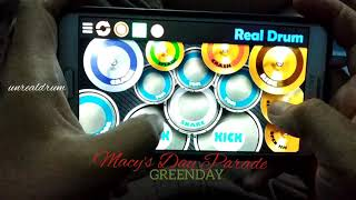 unRealDrum | Macy's Day Parade ~ Green Day