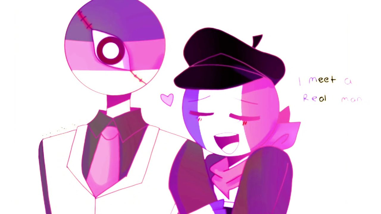 Germany X France Countryhumans Read Desription Youtube