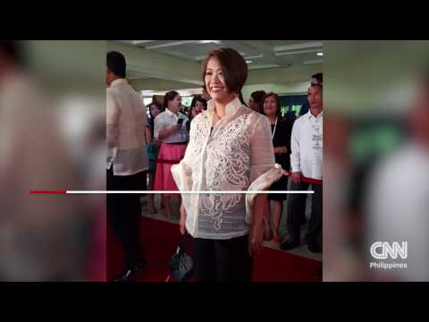 SONA 2017: The Red Carpet