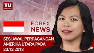 InstaForex tv news: 20.12.2018: USDX tidak ada peluang untuk pulih?