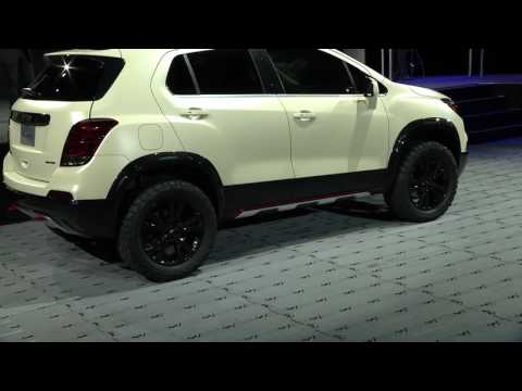 Chevrolet Performance at SEMA 2016 | 2017 Chevrolet Trax Activ Concept | Live Stream